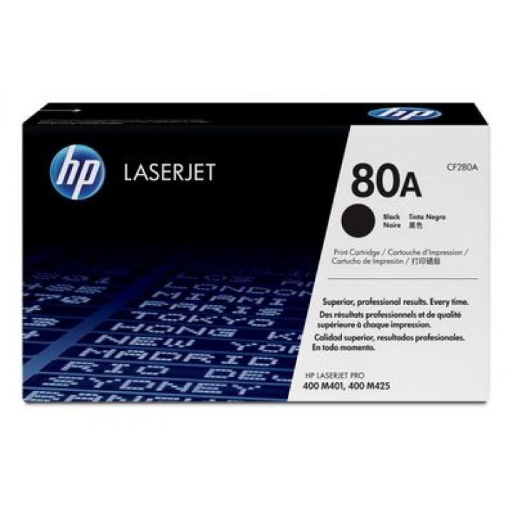 Картридж HP LJ Pro 400 M401/Pro 400 MFP M425, черный (2700 стр.) CF280A