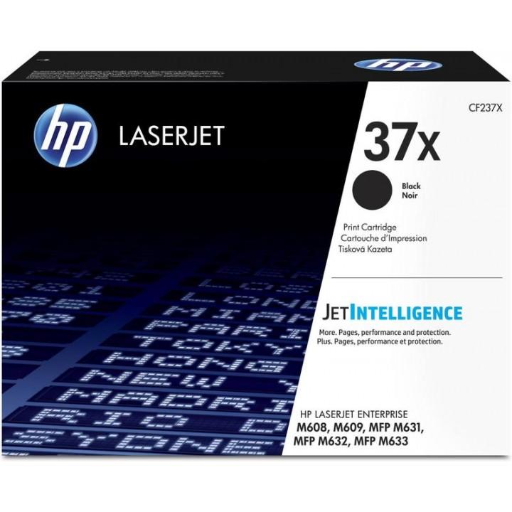 Kартридж HP 37X Black LaserJet M608/M609/M631/M632/M633 (CF237X)  25000 стр.