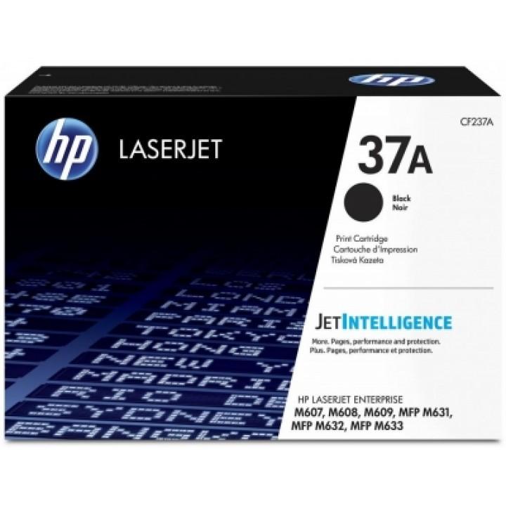 Kартридж HP 37A Black LaserJet M607/M608/M609/M631/M632/M633 (CF237A)  11000 стр.