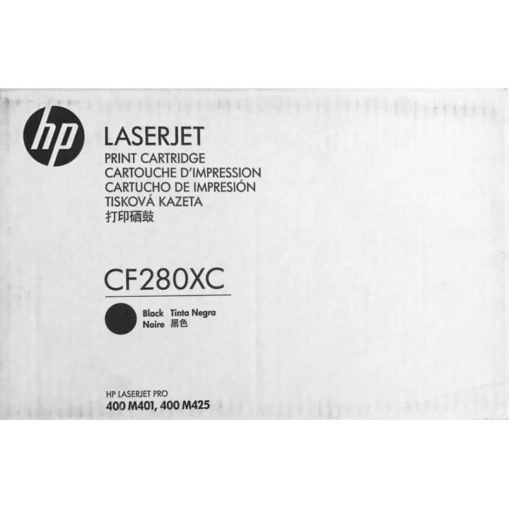 Картридж HP LJ Pro 400 M401/Pro 400 MFP M425 (2х6900 стр)  CF280XF (уп.2шт.)