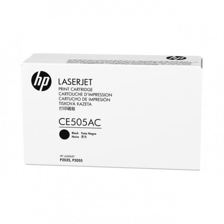 Картридж HP LaserJet P2055/P2055d/P2055dn  (o) CE505AC