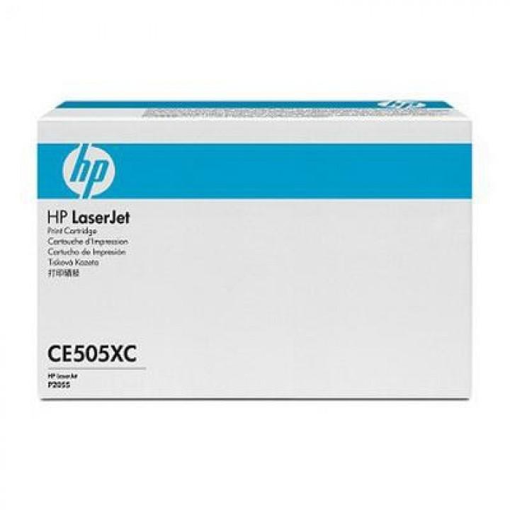 Картридж HP LaserJet P2055/P2055d/P2055dn High Capacity 6500K (o) CE505XC