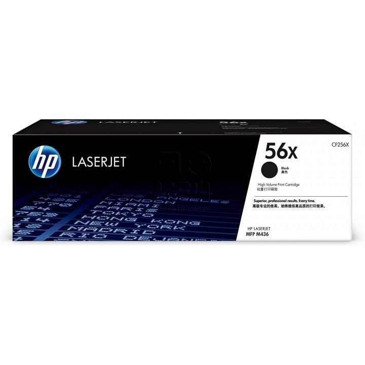 Картридж HP 56X для LaserJet Pro M436N/DN/NDA  CF256X (13700 стр.)