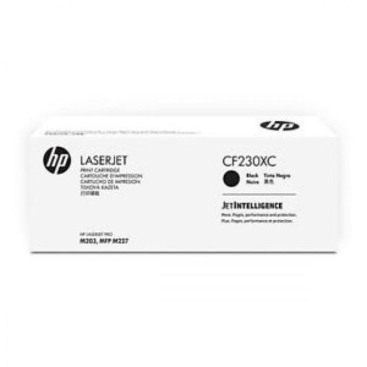 Картридж HP LaserJet Pro M203/MFP M227 (о) CF230X  (3500K)