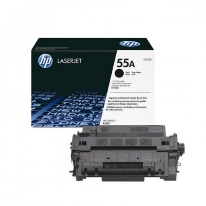 Картридж HP LJ P3015/M525/M521  CE255A 6000 стр. (о)