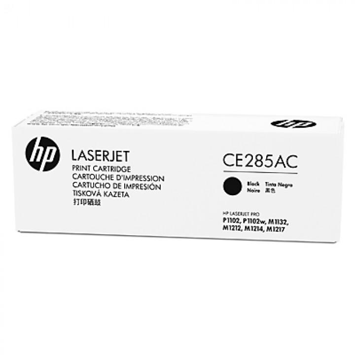 Картридж HP LJ P1102/1102w 1600 стр. (o) CE285AC