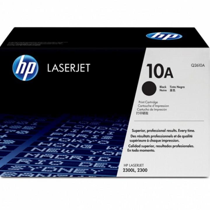 Картридж HP LJ2300 6000 стр. (o) Q2610A
