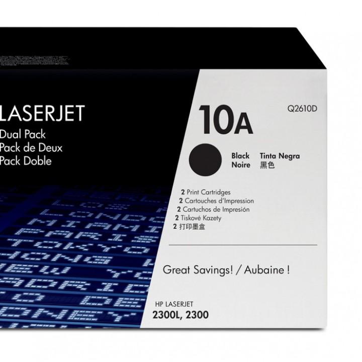 Картридж HP LJ2300 (o) Q2610D (Двойная упаковка)