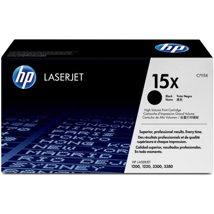 Картридж HP LJ1200/LJ1005/LJ3300 3500 стр. (o) C7115X
