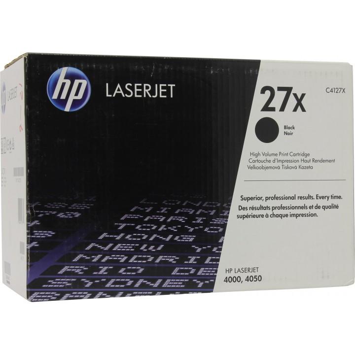 Картридж HP LJ4000/LJ4050 10000 стр. (o) C4127X