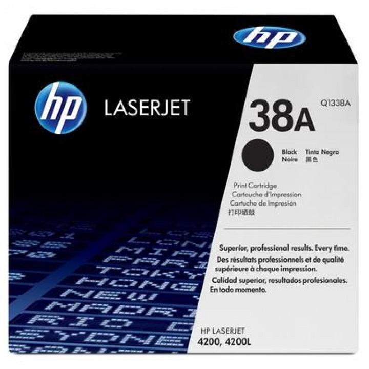 Картридж HP LJ4200 12000 стр. (o) Q1338A