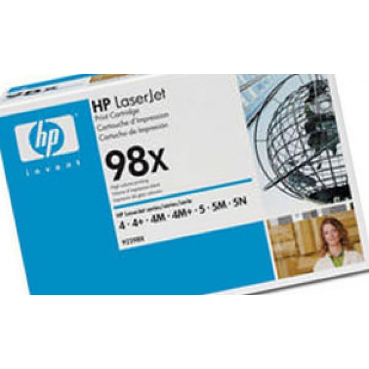 Картридж HP LJ4/LJ4+/LJ4M/ LJ5/LJ5M/LJ5N 8800 стр. (o) 92298X