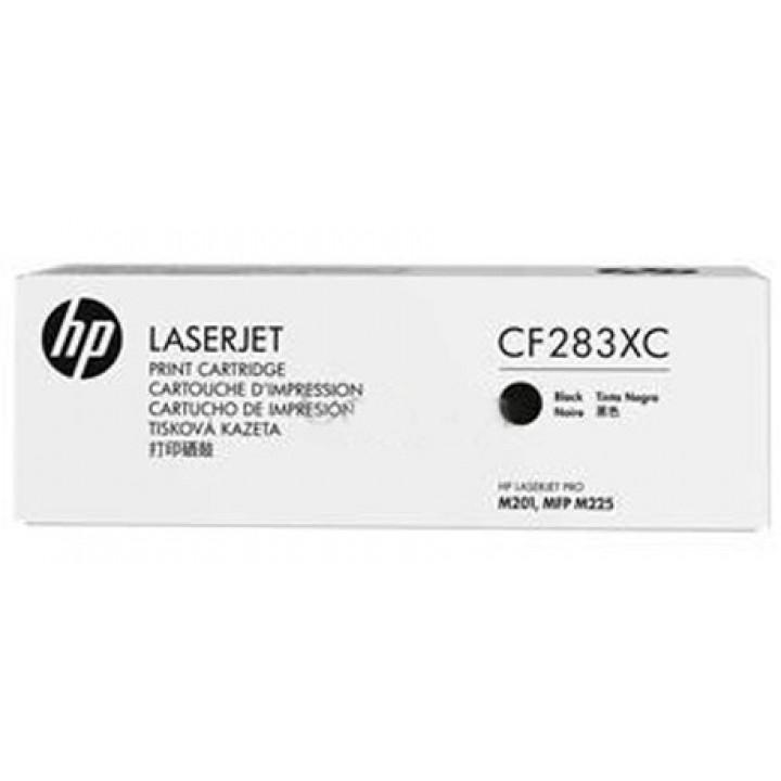 Kартридж HP LaserJet Pro MFP M201/M225  83X CF283X (2200стр.)