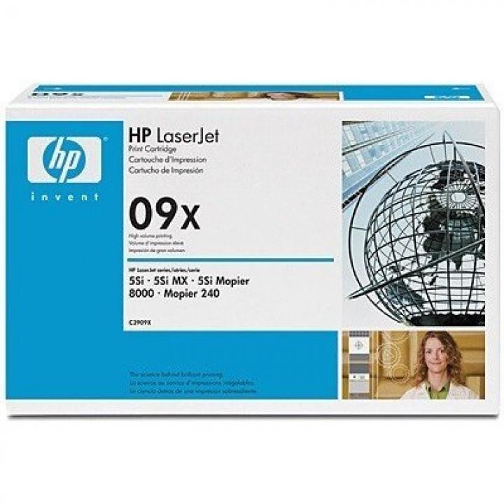 Картридж HP LJ5Si/LJ8000 15000 стр. (o) C3909X
