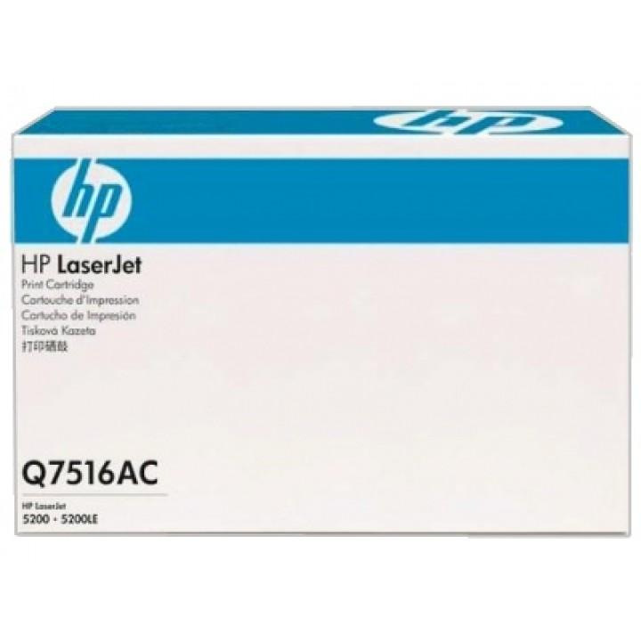 Картридж HP LJ5200 12000 стр. (o) Q7516AС