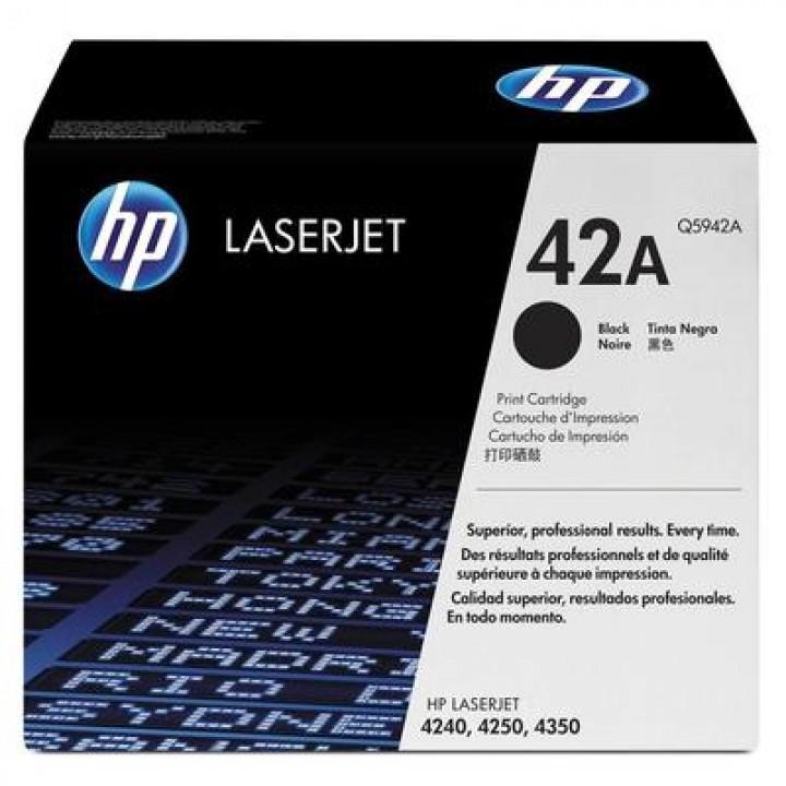 Картридж HP LJ4250/LJ4350 10000 стр. (o) Q5942A