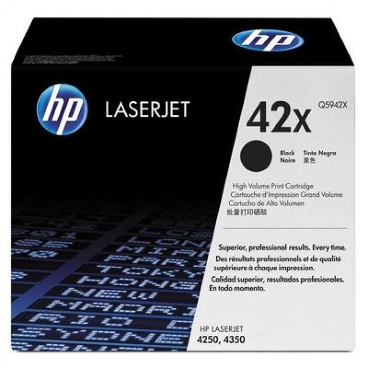 Картридж HP LJ4250/LJ4350 20000 стр.  (o) Q5942X