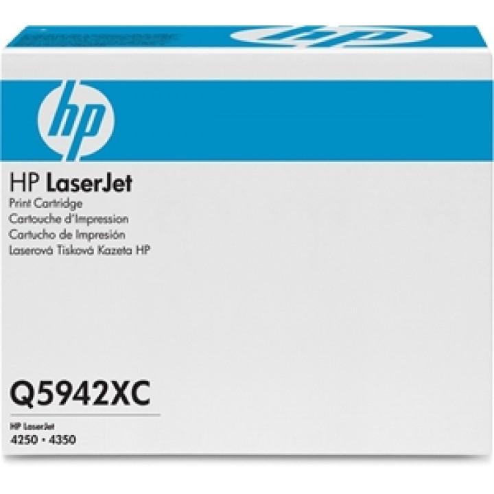 Картридж HP LJ4250/LJ4350 20000 стр.  (o) Q5942XC