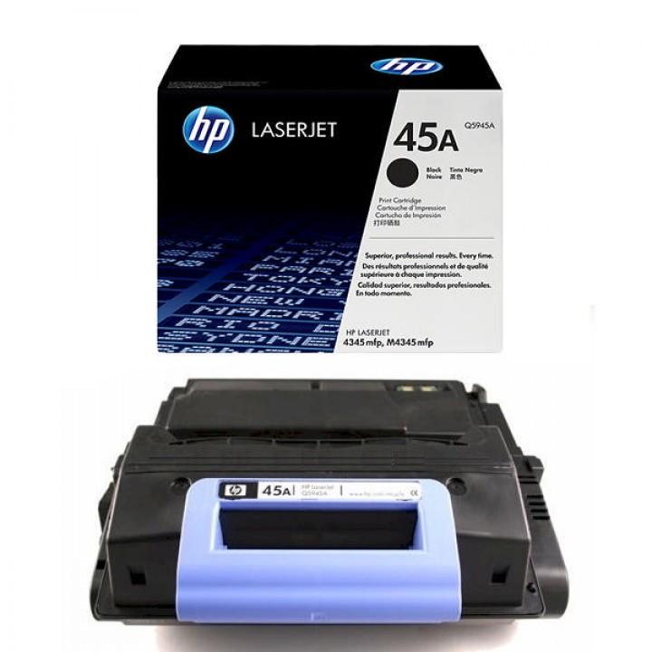 Картридж HP LJ4345mfp/ M4345 18000 стр. (o) Q5945A