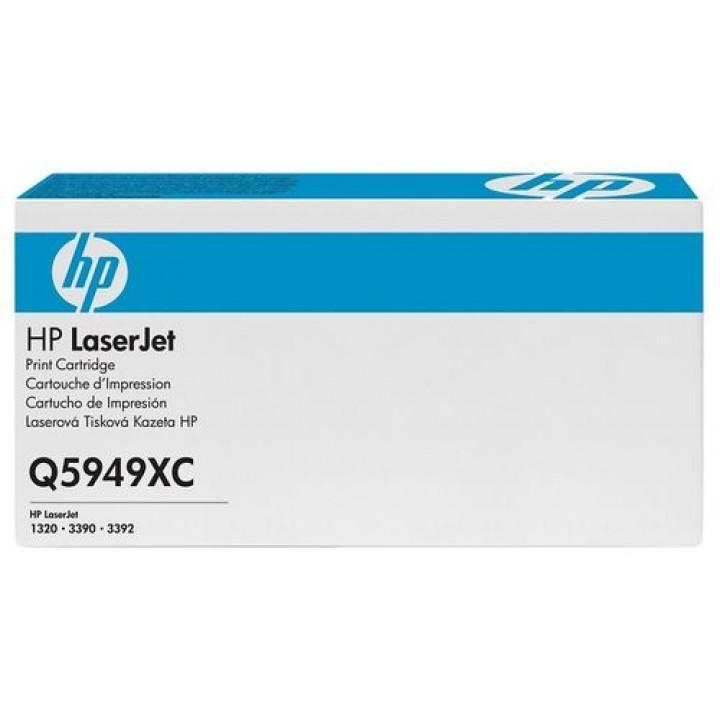 Картридж для HP LJ 1160/1320, черный (6000 стр.) в технической упаковке