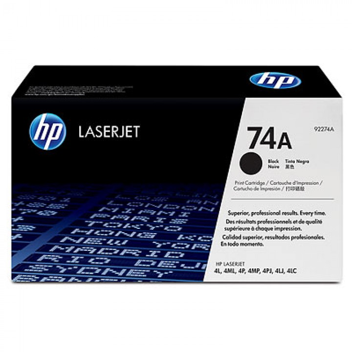Картридж HP LJ4L/ LJ4ML/ LJ4P/ LJ4MP 3000 стр. (o) 92274A