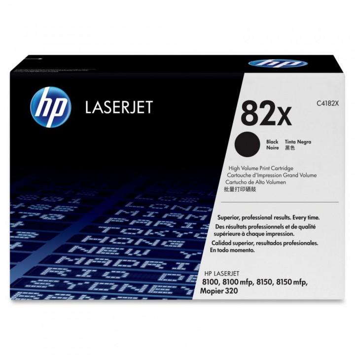 Картридж HP LJ8100/LJ8150 20000 стр. (o) C4182X