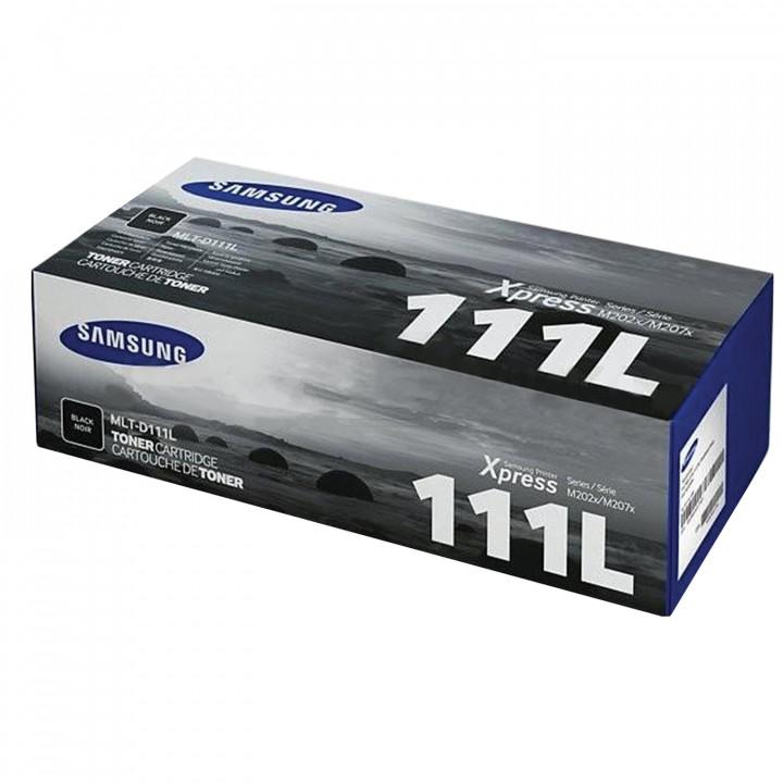 Тонер-картридж Samsung MLT-D111L/SEE  для SL-M2020/W/2070/W/FW (1800 страниц)